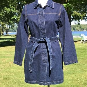L.A Blues denim coat size S